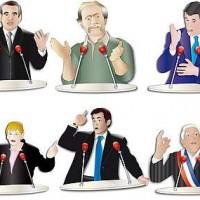 Каталог выразительных жестов
