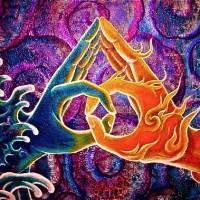 Мудры, чакры и энергетические врата на руке