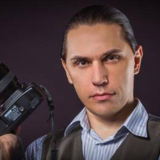 «Бизнес-портрет и секреты подготовки к фотосессии» Дмитрий Янушевкий