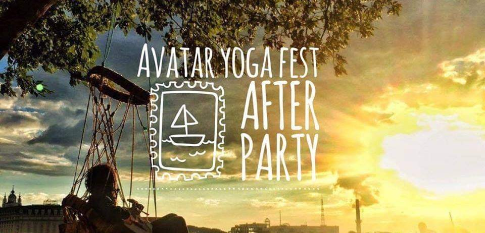 Avatar Yoga Fest 2021 After-Party