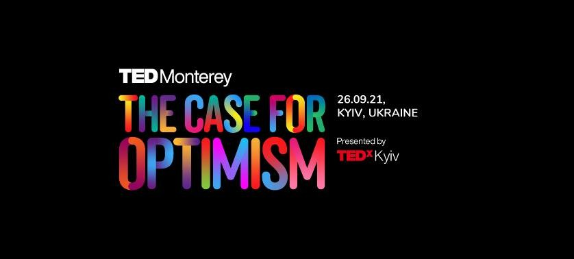 TEDxKyivLive 2021: The Case for Optimism