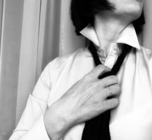 Бабочки в галстуках