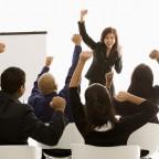 Как растет бизнес-тренер