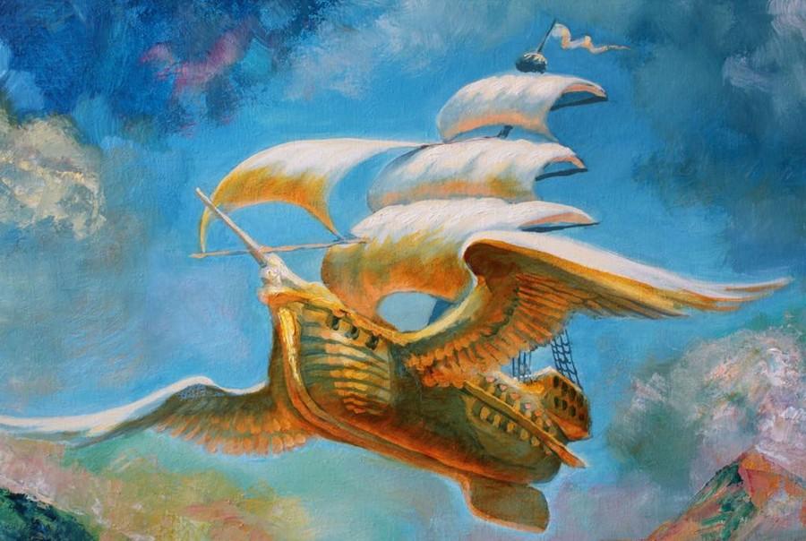 Фестиваль Трансформационных Игр «Летучий Корабль»