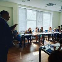 Константин Галюк провел семинар «Геймификация обучения и «скучных» процессов в бизнесе».