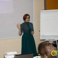 Состоялся тренинг «Как удалить обиду и начать радоваться жизни» Ирины Манохи