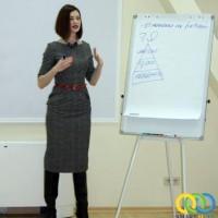 Состоялся тренинг Лилии Лобас «Как найти любовь в современном мире»
